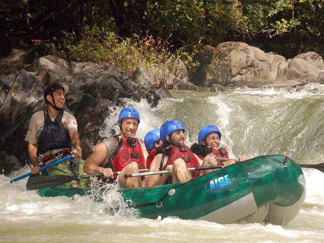 Costa Rica White Water Rafting