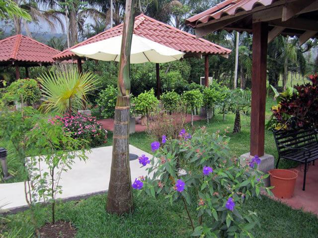 Gardens at Paradise Hot Springs