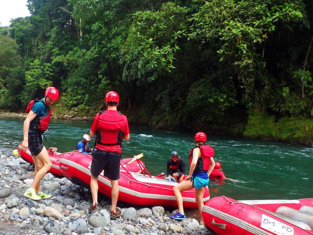 Rafting Sarapiqui Costa Rica