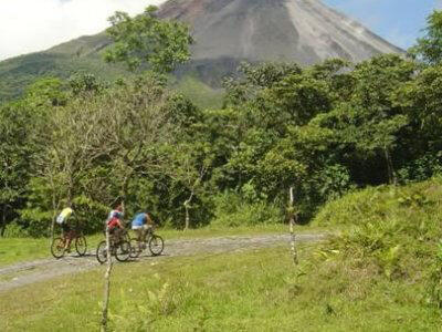 Mountain Bike Tours in Arenal