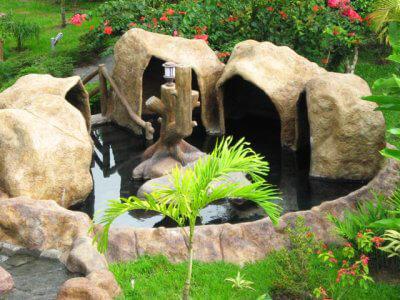 Arenal Costa Rica Los Lagos Resort Hot Springs