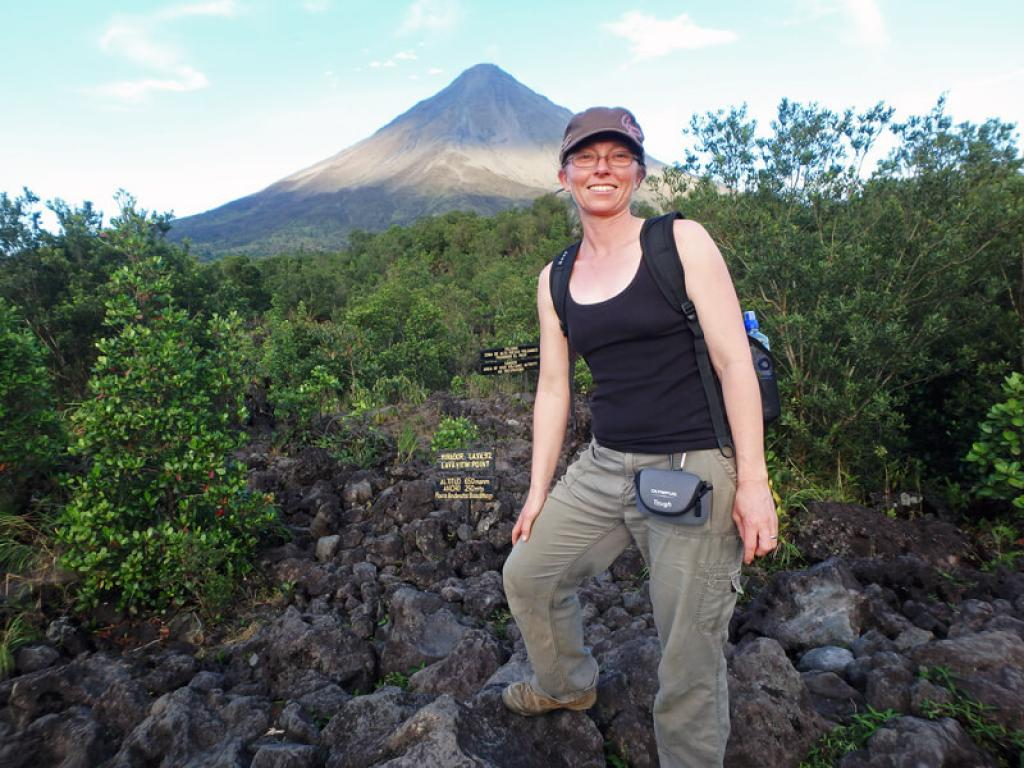 Arenal National Park Guided Hike