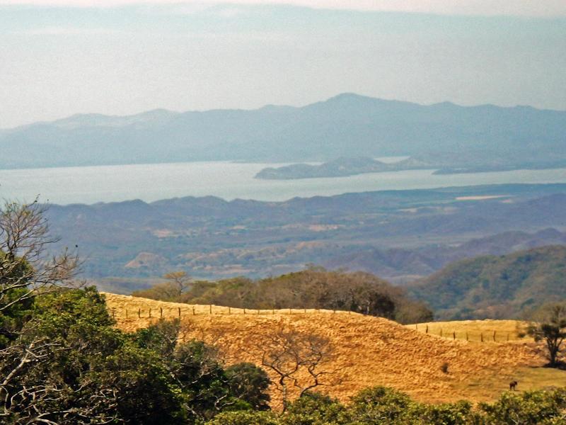 Views of Gulf of Nicoya Costa Rica