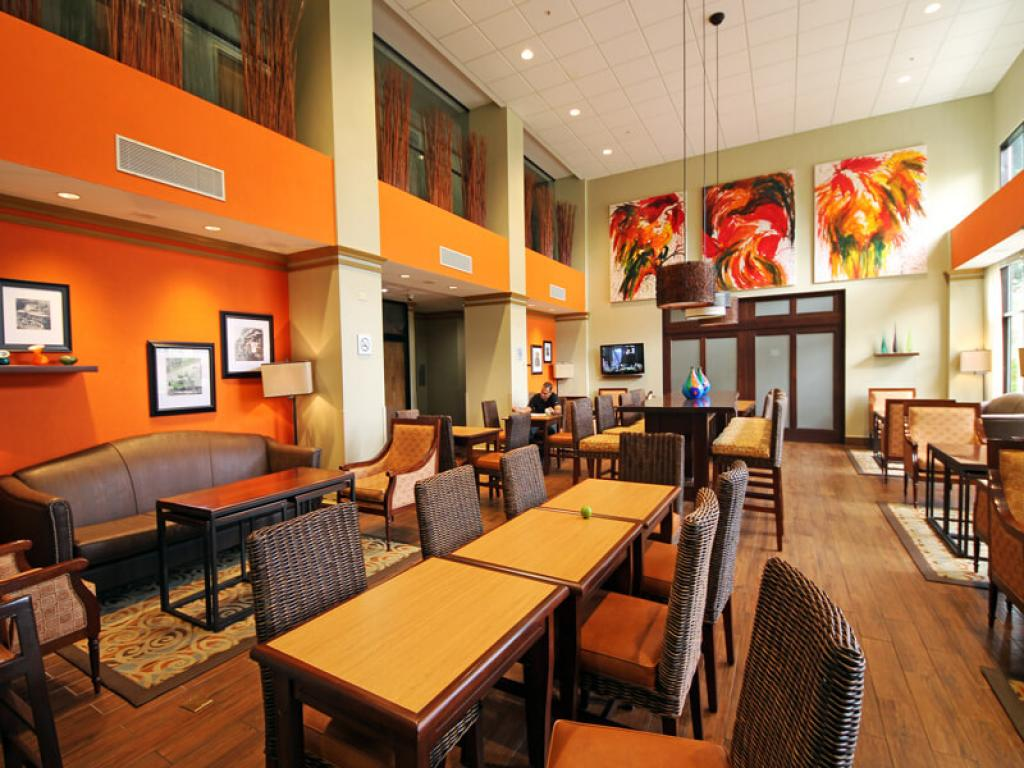 Restaurant Hampton Inn San Jose Airport Costa Rica