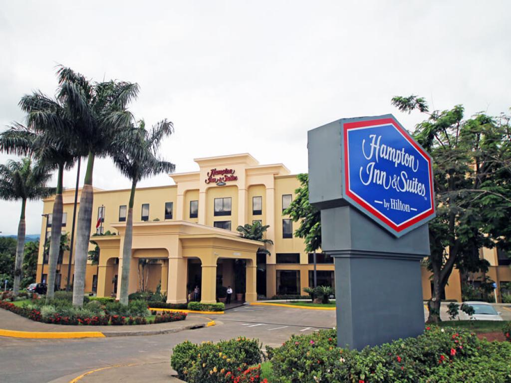 Hampton Inn San Jose Airport Costa Rica