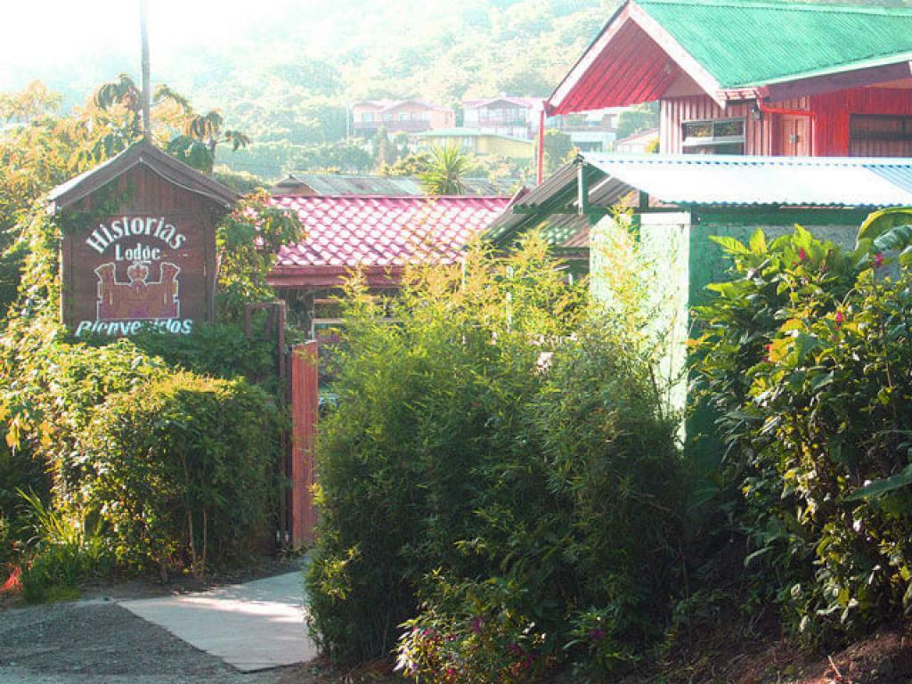 Historias Lodge Costa Rica