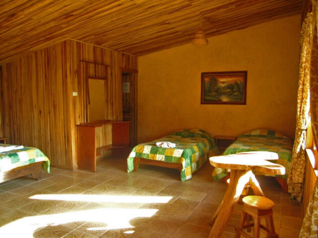 Historias Lodge Bedroom