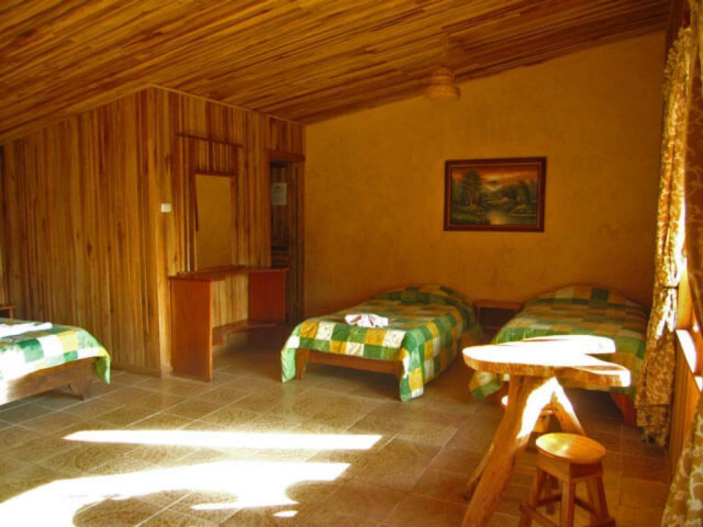 Historias Lodge Bedroom