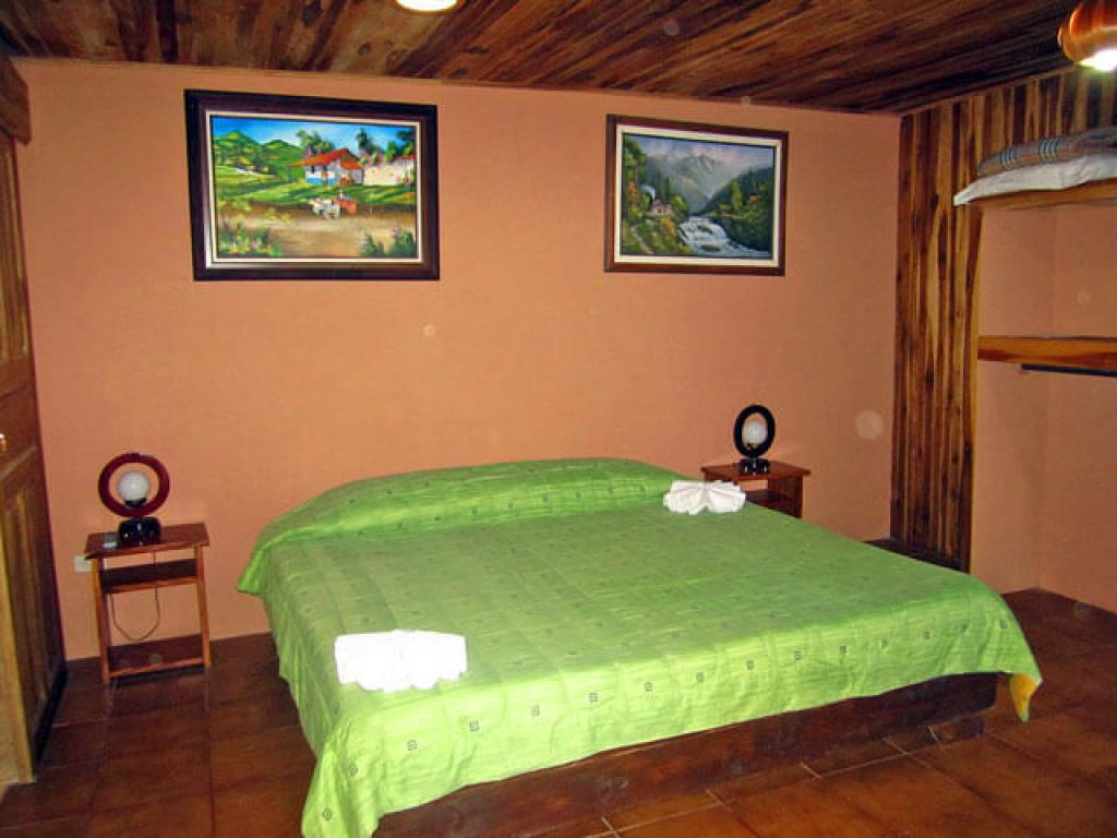 Rooms at Historias Lodge