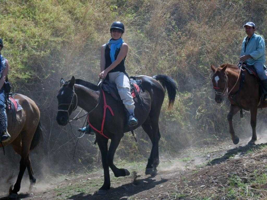 Horse Trek Monteverde 3 hour horseback ride in Costa Rica