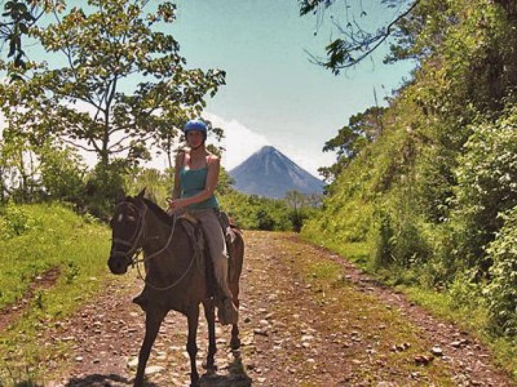 Horse Riding in Cosra Rica