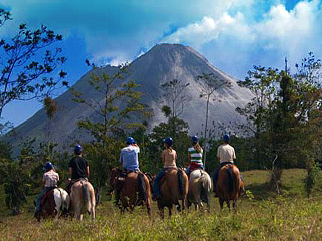 Horseback Riding Arenal Costa Rica