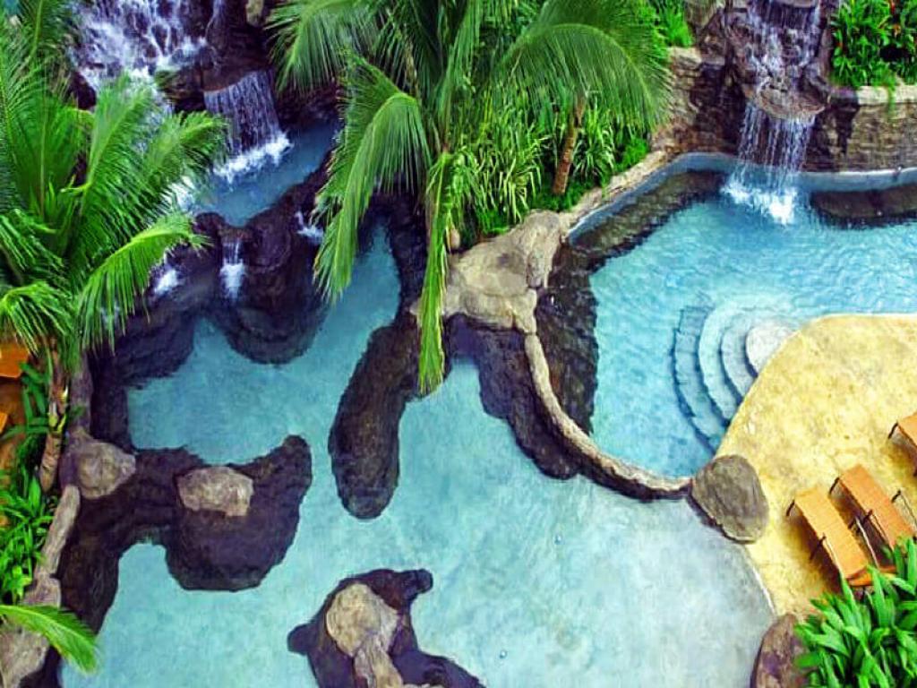 Los Perdidos Hot Springs