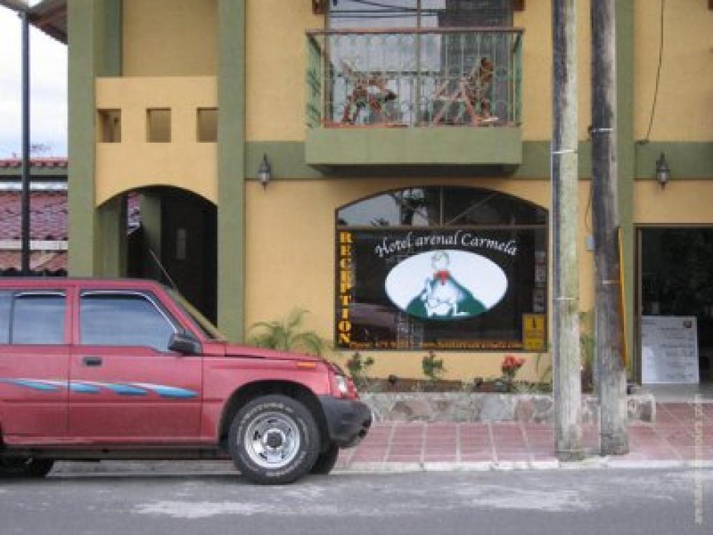 Hotel Arenal Bromelias Costa Rica