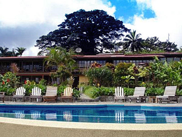 Pool Hotel Arenal Lodge