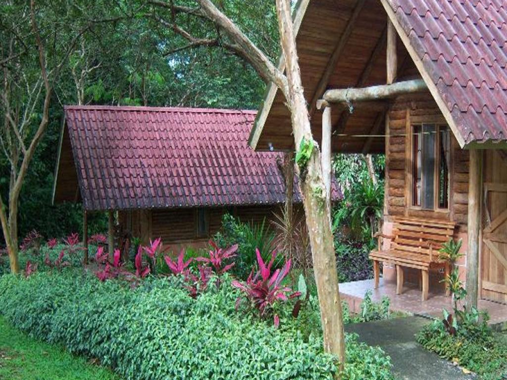 Rustic Charm Arenal Oasis Eco Lodge