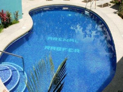 Pool Hotel Arenal Rabfer