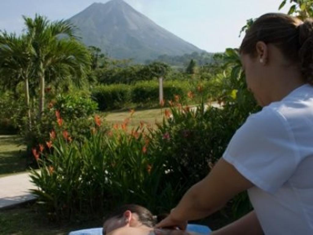 Arenal Springs Resort Massage