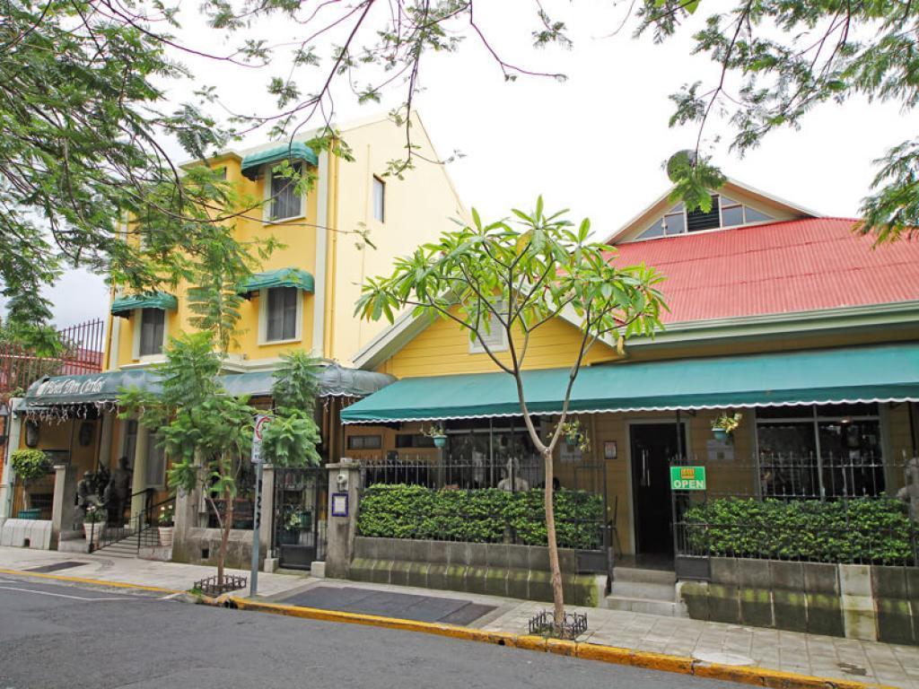 Resultado de imagen de hotel don carlos, barrio amón
