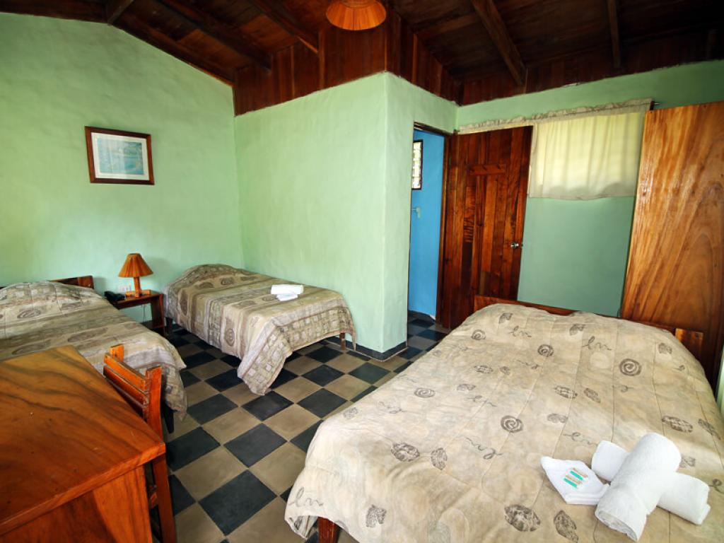 Hotel El Bosque Rooms