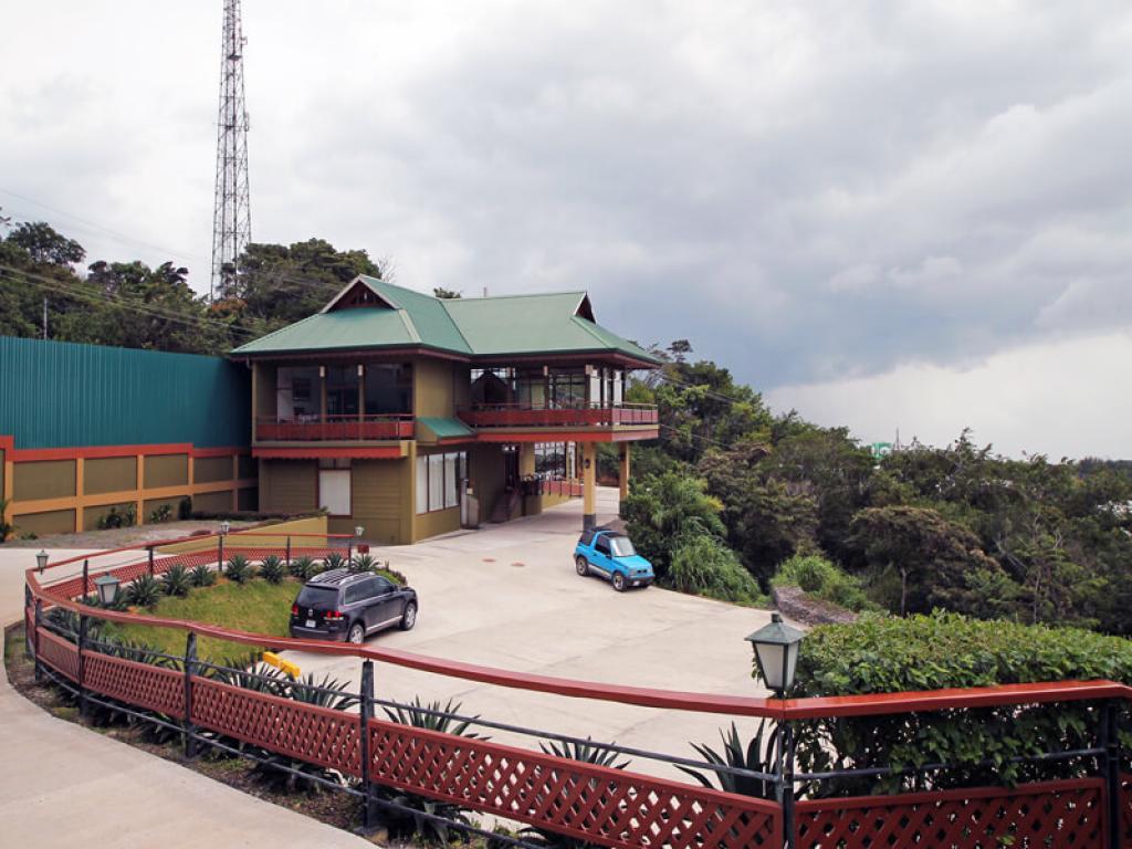 Hotel Ficus in Monteverde