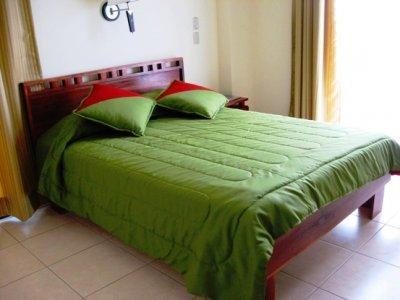 Bedroom La Fortuna Hotel, Costa Rica