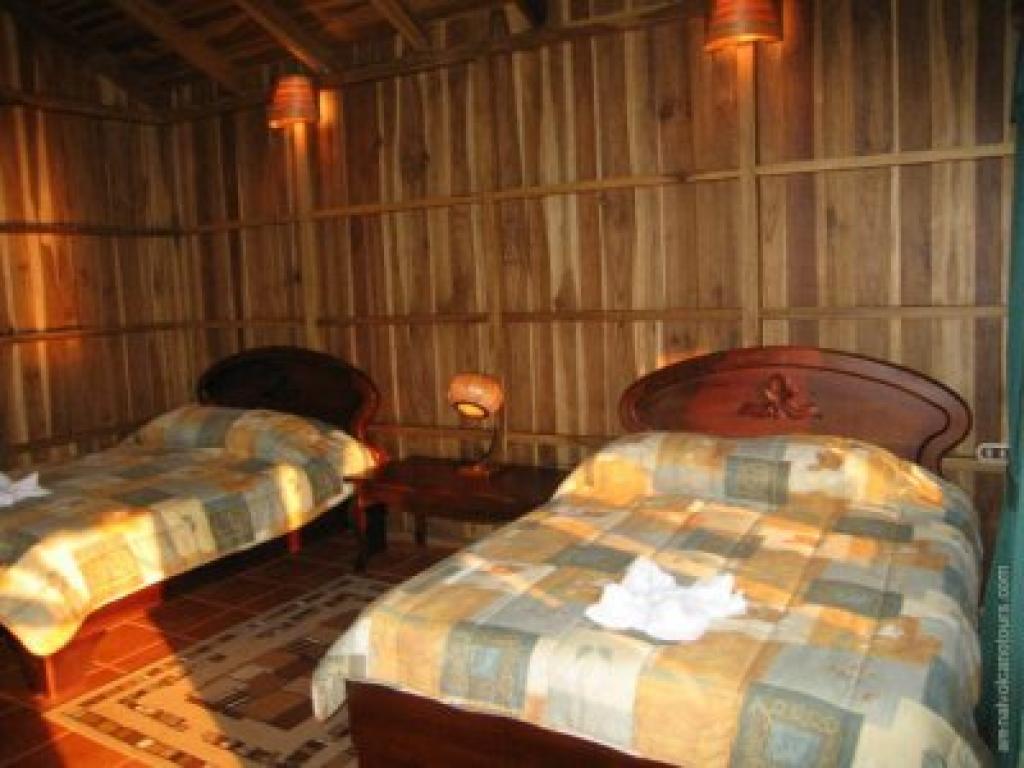 Hotel La Pradera Cabin Rooms