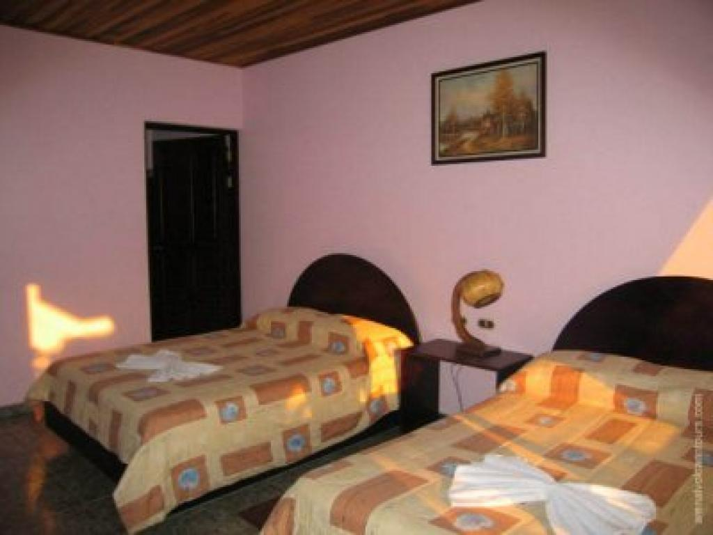 Hotel La Pradera Standard rooms