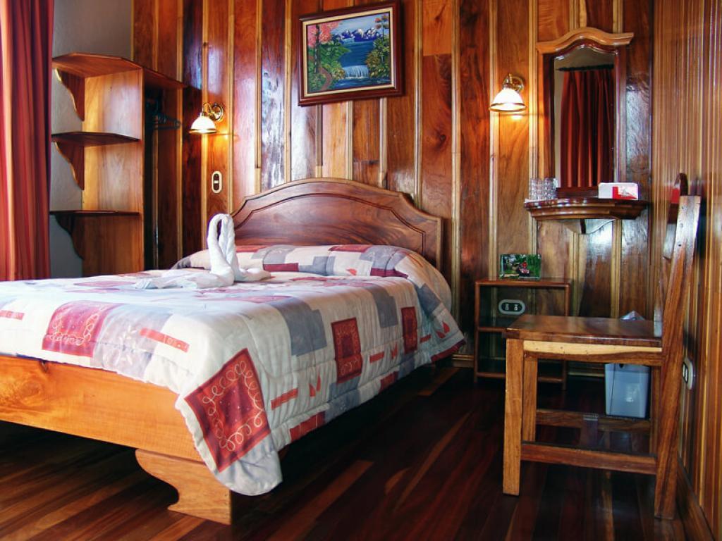 Rooms at Hotel Las Orquideas
