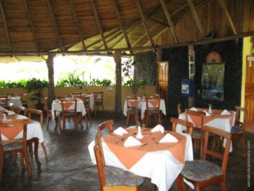Costa Rica Arenal Hotel Lavas Tacotal