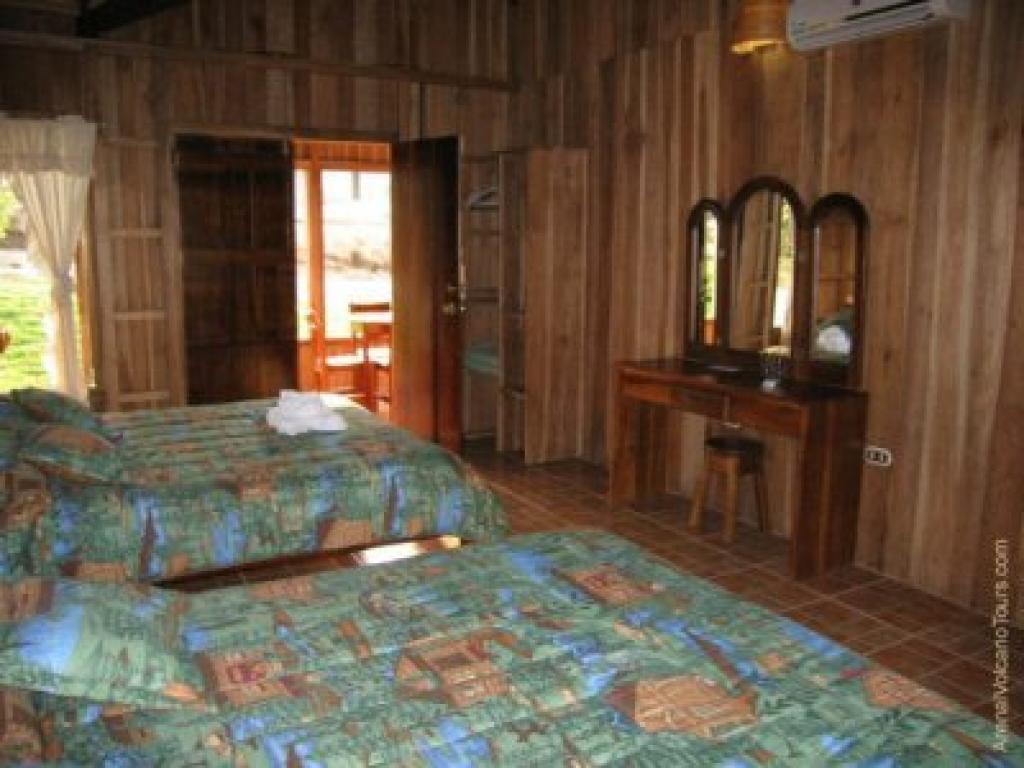 Rooms Lomas del Volcan Hotel