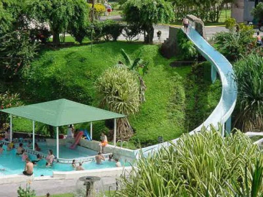 Los Lagos Resort Hot Springs