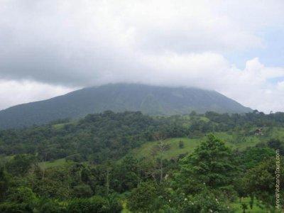 Miradas Arenal Volcano View