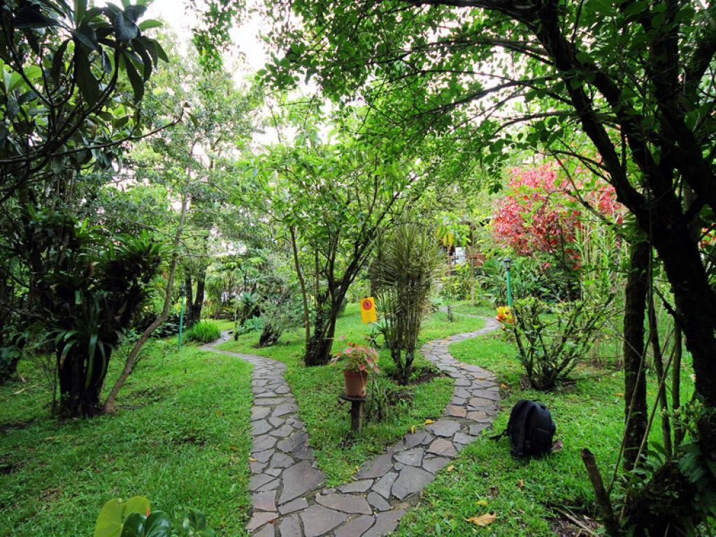 Hotel Miramontes Garden Path