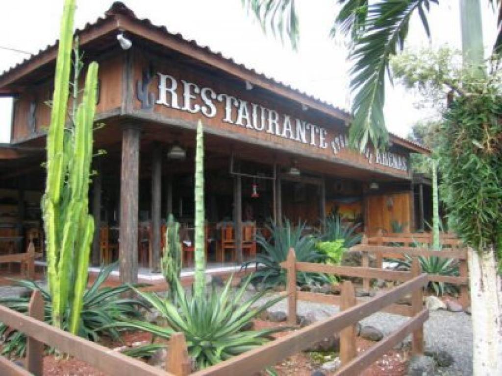 Hotel Rossi Arenal Volcano Costa Rica