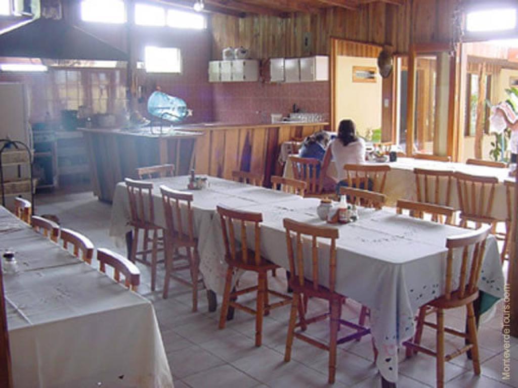 Breakfast Room Hotel Atardecer Monteverde