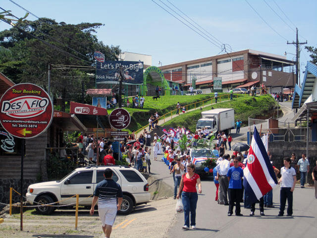Independence Day Parade Costa Rica