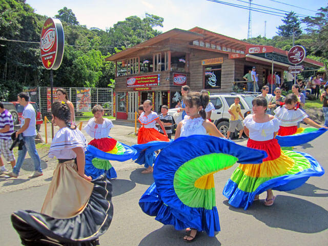 Independence Day Parade Santa Elena
