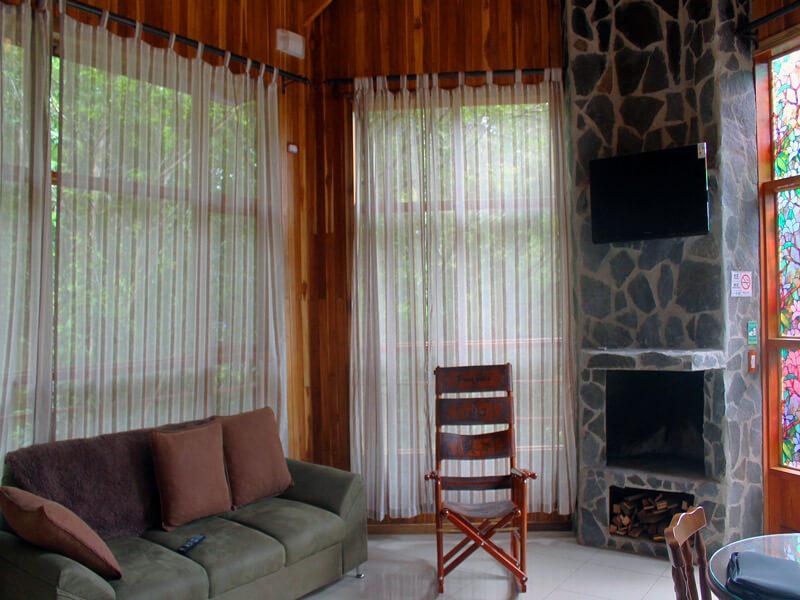 Junior Cabins Living Rooms