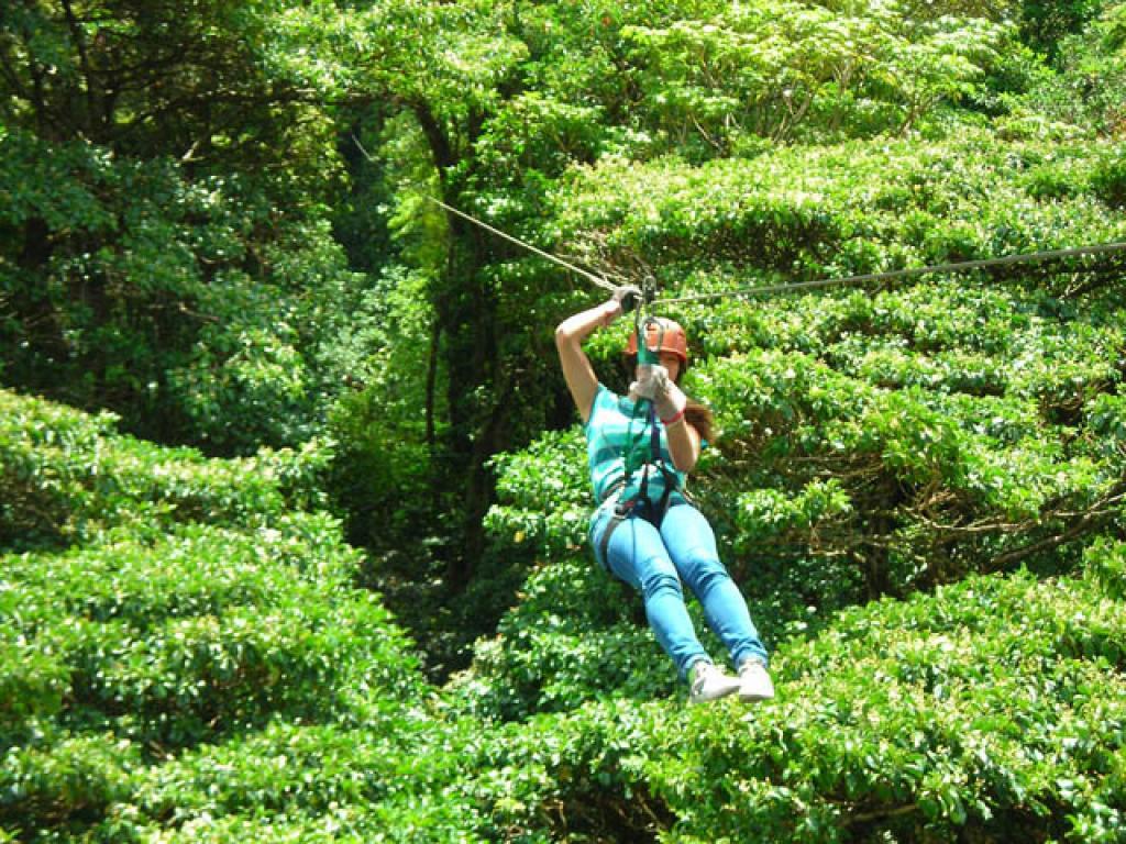 Extremo Ziplines Costa Rica