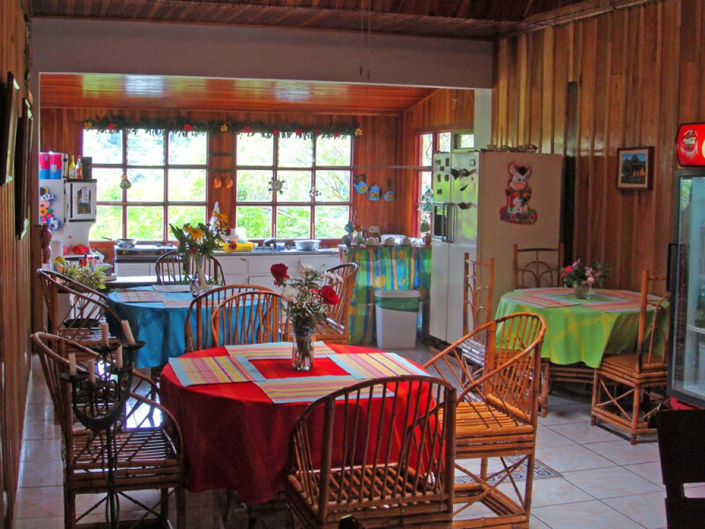 Breakfast Rooms Hotel Las Orquideas