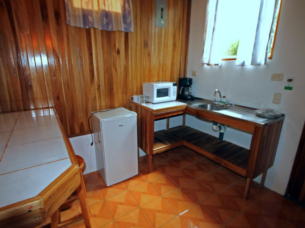 Kitchenette Monteverde Villa Lodge