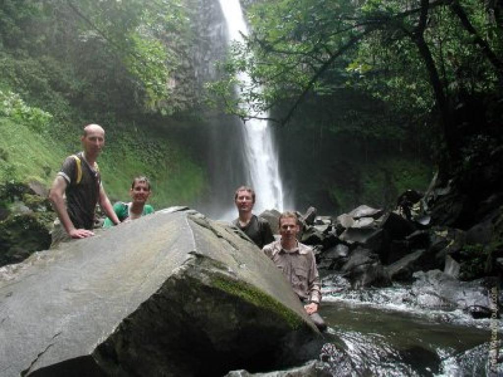 La Fortuna Waterfall Arenal
