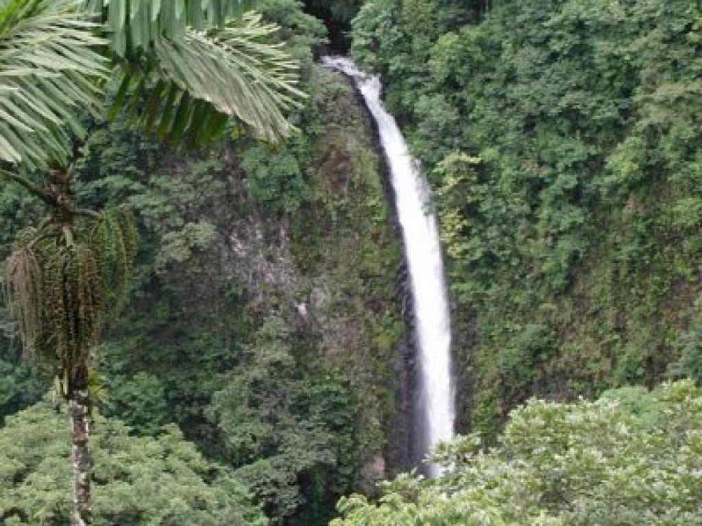 La Fortuna Waterfall Arenal Costa Rica