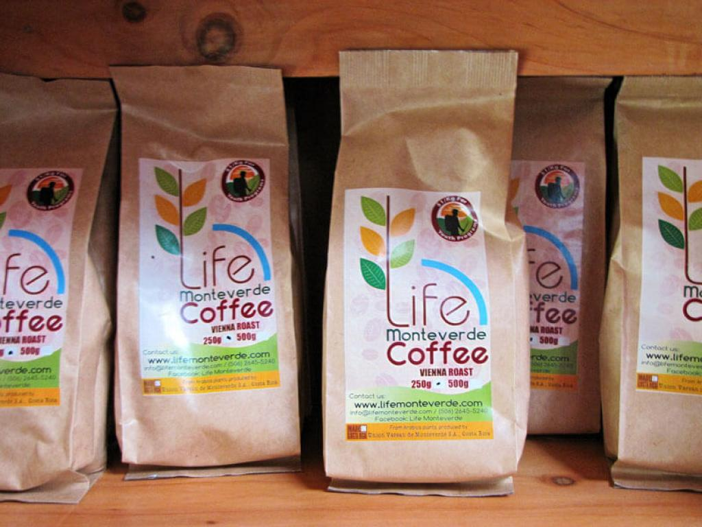 LIFE Coffee Monteverde Costa Rica