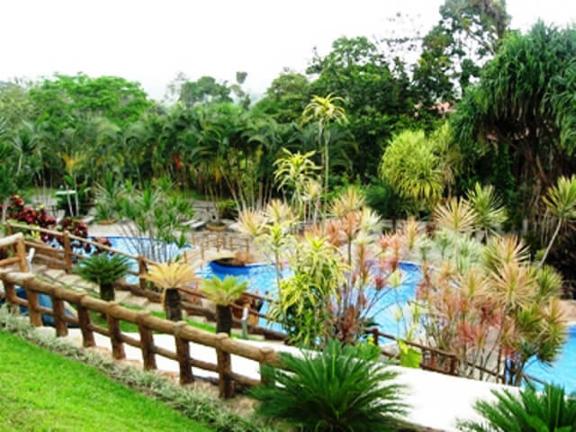 Los Lagos Resort Hot Springs Arenal Volcano Costa Ruca