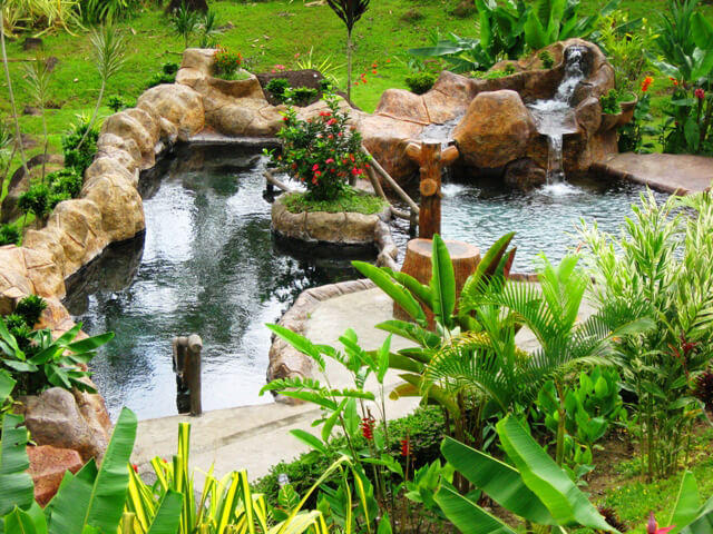 Los Lagos Resort Hot Springs Arenal Volcano