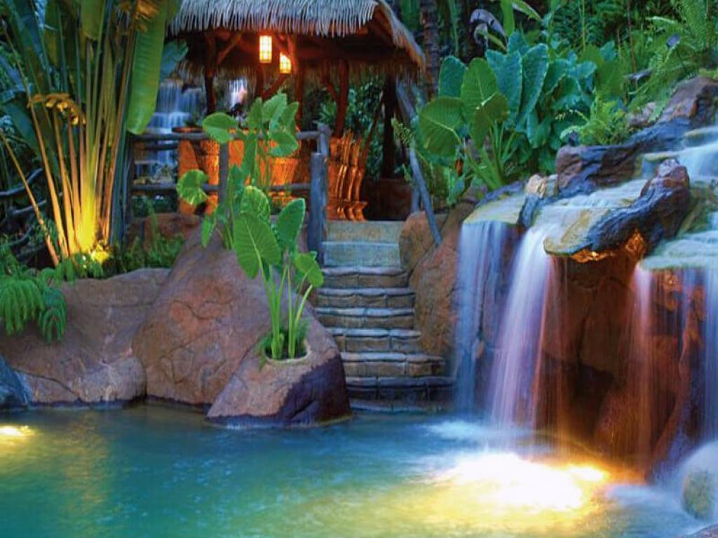 Hot Springs Los Perdidos The Springs