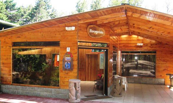 Reception Cabanas Los Pinos
