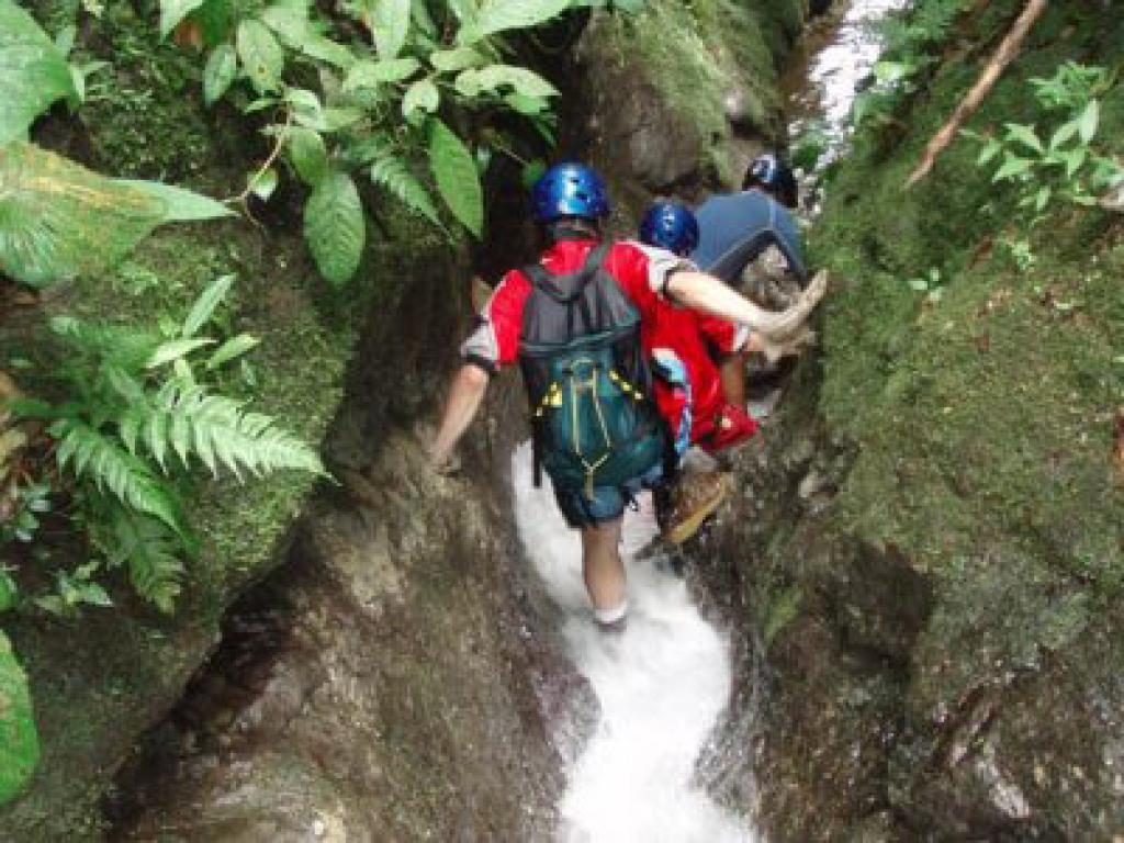 Mambo Combo- Canyoneerng and Rafting